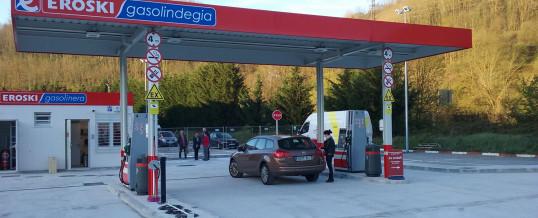 El área de ingeniería de SiGLA entrega a Eroski una nueva gasolinera