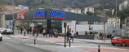 ALDI inaugura su segundo supermercado en Guipúzcoa