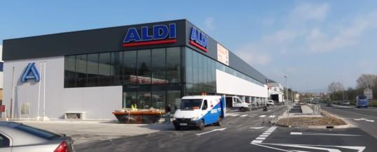 SiGLA entrega a Aldi su nuevo edificio en la localidad vizcaína de Guernica.