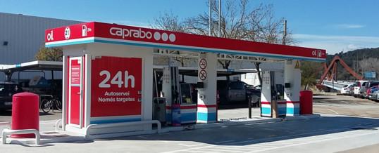 SiGLA comienza dos gasolineras, una en Guipúzcoa y otra en Mallorca.