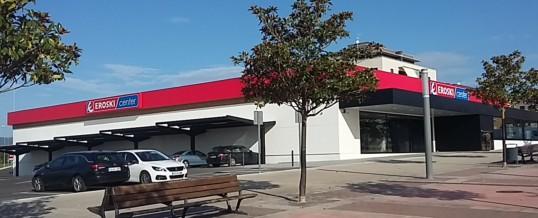 Eroski inaugura un supermercado desarrollado por SiGLA