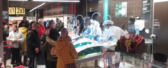 """SiGLA culmina dos nuevos supermercados """"llave en mano"""" para Eroski"""