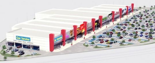 SiGLA pone en marcha el nuevo Parque Comercial Guiomar en Segovia