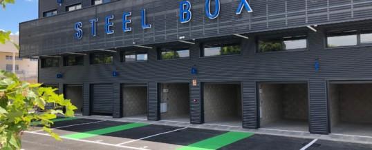 SteelBox abre sus puertas en el Parque Tecnológico de Móstoles