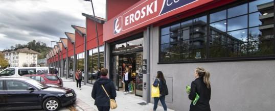Nuevo desarrollo de SiGLA para Eroski en Aretxabaleta