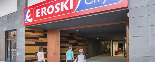 Un nuevo Supermercado Eroski en el centro de San Sebastián
